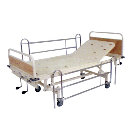 Hilo, Single Crank Hospital Bed