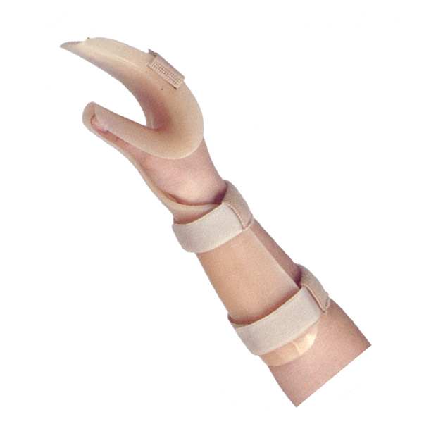 cork-up / resting hand splint